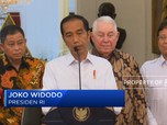 Divestasi Freeport Tuntas, Jokowi: Masyarakat Papua Dapat 10%