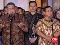 AHY Ungkap Strategi Pilpres, Minta Prabowo Kampanye Bareng
