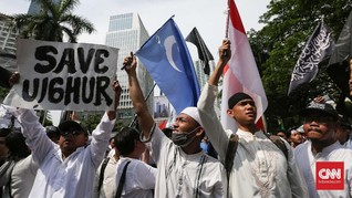 China Sebut Laporan New York Times soal Uighur Menyesatkan