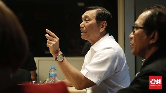 Menko Luhut soal Setop Impor Boeing: 'Anything Could Happen'