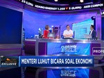 Menteri Luhut Menjawab Stigma Deindustrialisasi