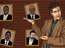 Seinfeld Teratas, Inilah Daftar Komedian Terkaya di Dunia