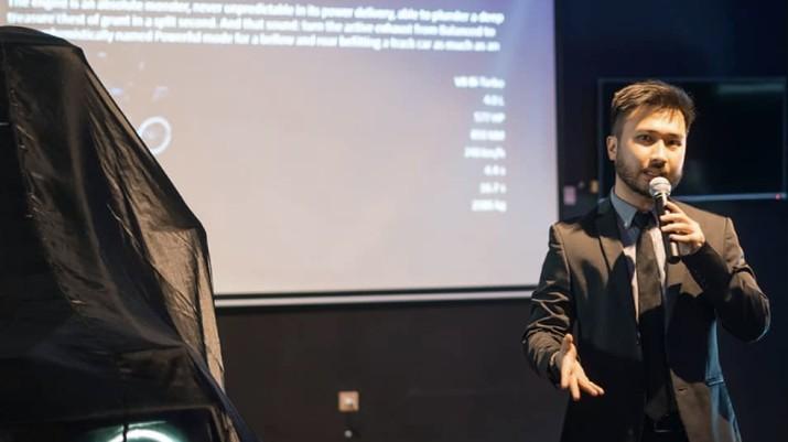 Rudy Salim merupakan presiden direktur Prestige Corp, perusahaan pengimpor mobil mewah ke Indonesia.