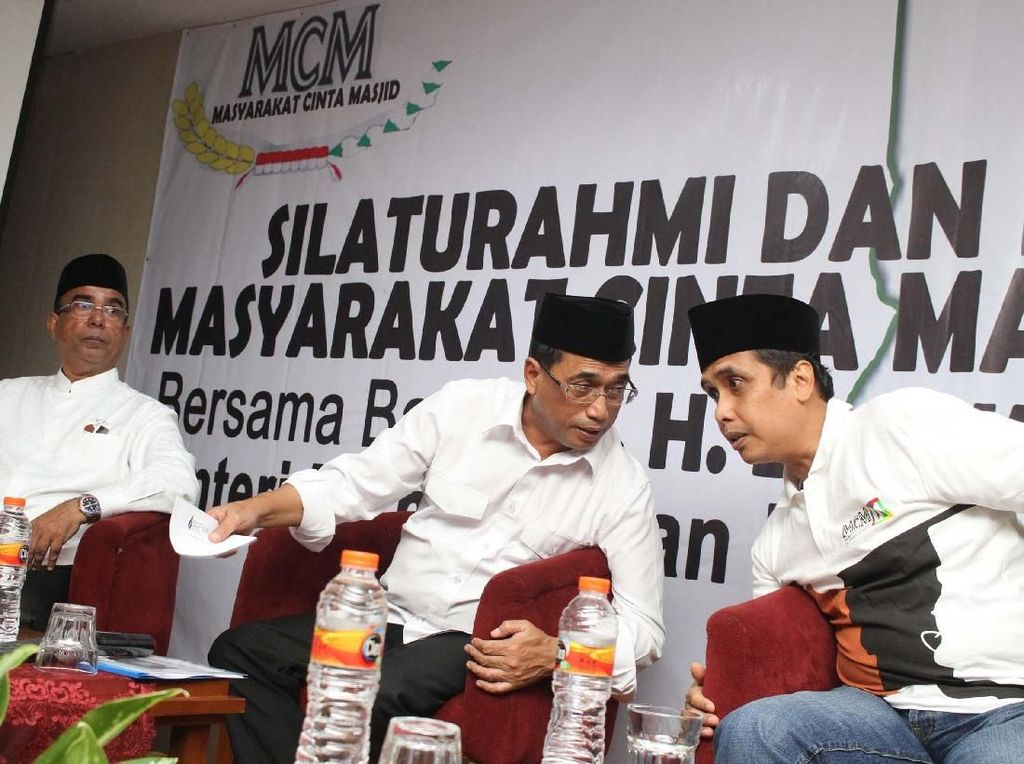 Selain bersilaturahmi, acara itu juga sekaligus deklarasi MCM yang di saksikan langsung oleh Menhub Budi Karya Sumadi di Jakarta, Jumat (21/12). Foto: dok. MCM