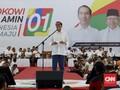 Jokowi Gelar Pertemuan dengan Ketum Parpol Koalisi di Menteng