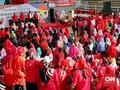 Ratusan Perempuan Banten Deklarasi untuk Jokowi-Ma'ruf