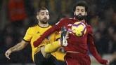 Liverpool bertandang ke markas Wolverhampton Wanderers di Stadion Molineux pada lanjutan Liga Primer Inggris, Jumat (21/12) malam waktu setempat. (Reuters/Carl Recine)