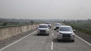 Menjajal Xpander di Tol Surabaya-Semarang
