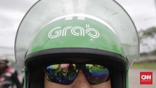 Driver Grab Tuli Buktikan Keterbatasan Tak Jadi Penghalang