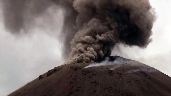 BPPT Minta Waspadai Aktivitas Anak Krakatau Usai Tsunami