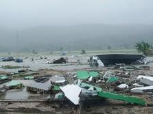 Update: 35 Pegawai PLN Tewas Akibat Tsunami Selat Sunda