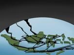 Rangkaian Gempa dan Tsunami yang Melanda RI Sejak 2004