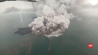 Tsunami Akibat Krakatau Sudah Diramal Sejak 2012