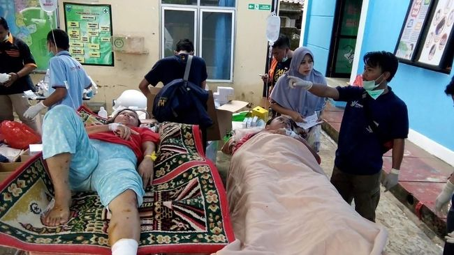 IDI: Korban Tsunami Selat Sunda Butuh Penanganan Ortopedi
