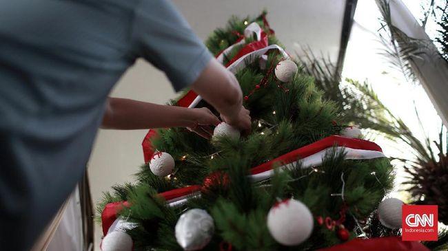 Hormati Korban Demo, Umat Kristen Irak Tak Rayakan Natal