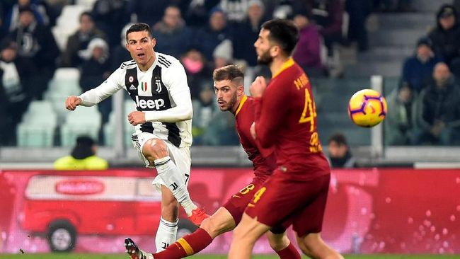 Klasemen Liga Italia Setelah Juventus Tumbangkan AS Roma