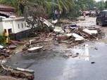 Tsunami Selat Sunda Hantam Properti Bakrieland