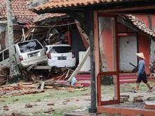 Dampak Tsunami Capai 250 KM, Banyak Hotel Rusak Berat