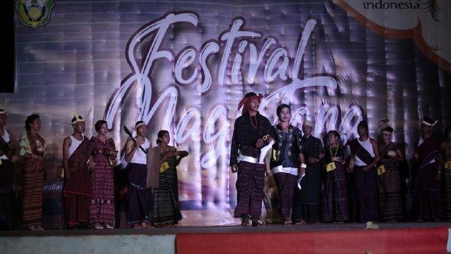 Festival Nagi Tana Sukses Sajikan Seni Budaya Flores Timur