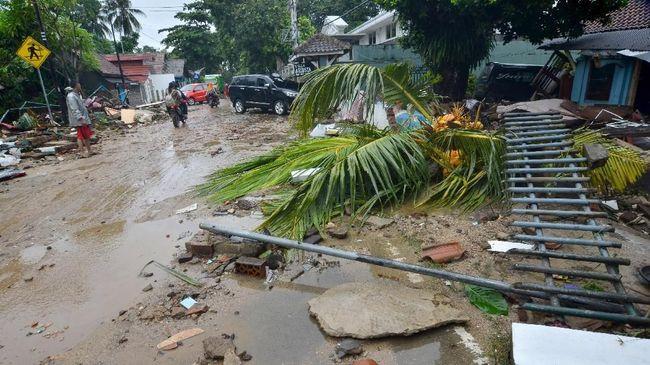 Tsunami Turut Hantam Pulau Sebesi, Warga Mohon Bantuan