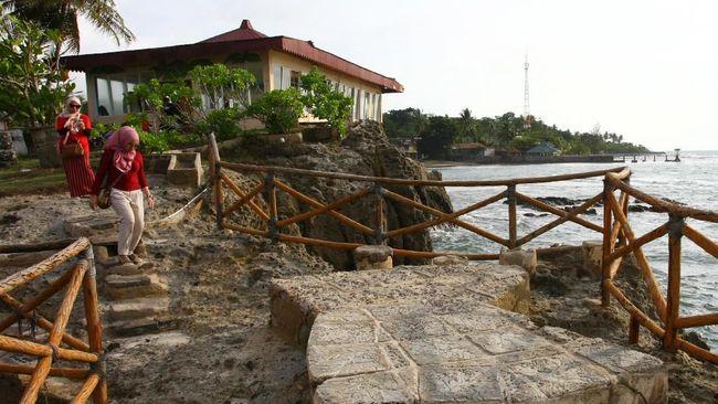 BMKG Sebut Banyak Pembangunan di Zona Merah Pesisir