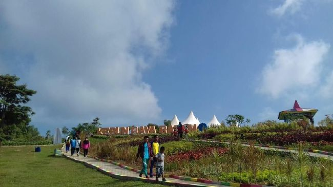 Kebun Raya Batam, Destinasi Wisata Baru di Kepulauan Riau