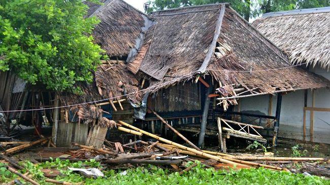 Jaringan Komunikasi Normal Usai Tsunami Anyer dan Lampung