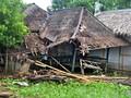 Belasan Rumah di Bantul Rusak Akibat Hujan dan Angin Kencang