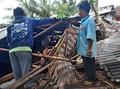 Tsunami akibatkan Empat Kawasan di Banten Rusak Parah