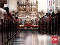 Misa Pagi di Katedral, Mobil Gegana dan Barracuda Disiagakan
