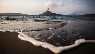 11 Gempa Beruntun Guncang Selat Sunda, Tak Berpotensi Tsunami