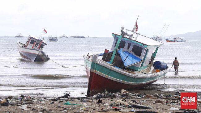 Hentak Tsunami Selat Sunda dan Gagap 'Gempita' Bencana