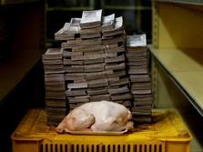 Saat Rakyat Makan Daging Busuk Efek Krisis Ekonomi Venezuela