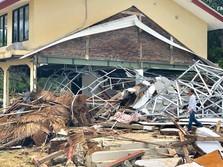 Update: Korban Jiwa Tsunami Selat Sunda Sudah 373 Orang