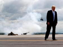 Trump dan Cuitan Sang Penguasa AS yang Bikin Gempar 2018