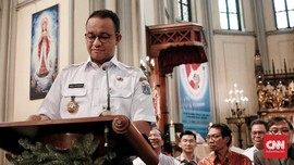 Tanpa Wagub, Anies Yakin Pemprov DKI Tetap Pertahankan WTP