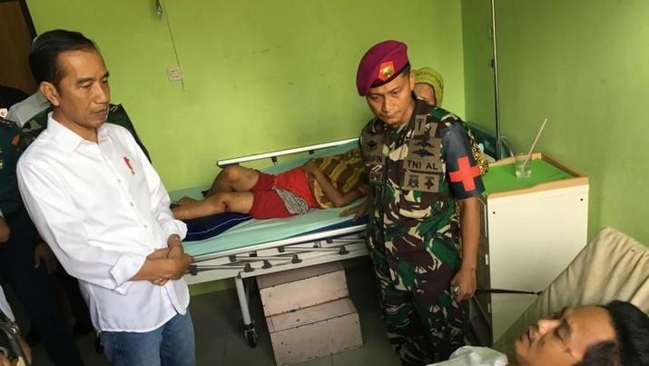 RI Rawan Bencana, Jokowi Minta Siapkan Pelatihan Khusus