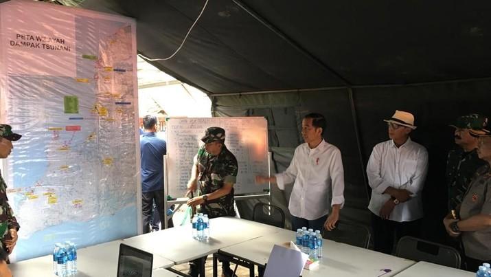 RI Rawan Tsunami, Jokowi Desak BMKG Beli Banyak Alat Deteksi