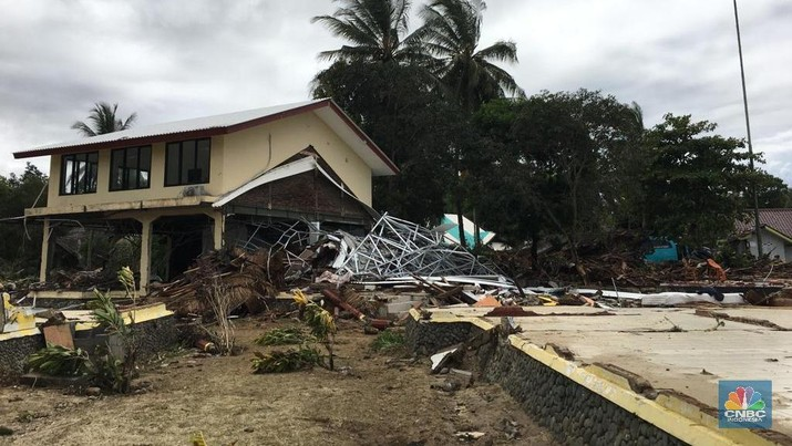 Buwas Siapkan Ratusan Ton Beras untuk Korban Tsunami