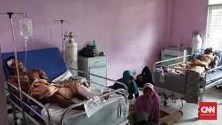 Kemenkes Sebut Semua RS di Banten Tangani Korban Tsunami