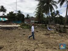 Tiga Bencana Alam Menimpa RI di 2018