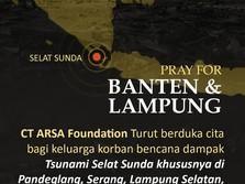 Mari Berdonasi untuk Korban Tsunami Banten dan Lampung