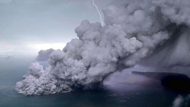 Anak Krakatau Siaga, BMKG Ingatkan Potensi Tsunami Susulan