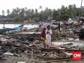 Korban Tewas Tsunami Selat Sunda Meningkat Jadi 373 Jiwa