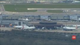 VIDEO: Bandara Gatwick Beri 900 Juta Demi Informasi Drone