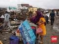 TNI AL Kerahkan Kapal Perang Cari Korban Tsunami Selat Sunda
