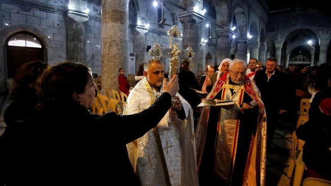 Irak Resmikan Natal Jadi Hari Libur Nasional