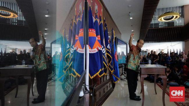 Sutopo Ingatkan Setumpuk PR Kepala BNPB Baru