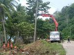 Pasca Tsunami, Perbaikan Kelistrikan Lampung-Banten Capai 88%