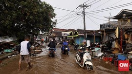 Pemulihan Listrik Akibat Tsunami Selat Sunda Capai 95 Persen